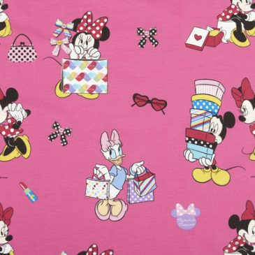 Disney Minnie Mouse Fabric MINISHOP.00.140