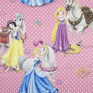 Disney Princess Fabric SUNCAVAL.33.150