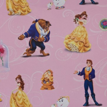 Disney Princess Fabric SUNBELLE.33.150