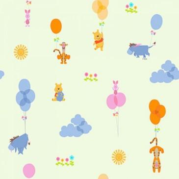 Disney Winnie the Pooh Fabric DIGOVER.11.140