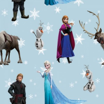 Disney Frozen Fabric FROZEN.38.140