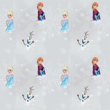 Disney Frozen Fabric CRYSTAL.53.140