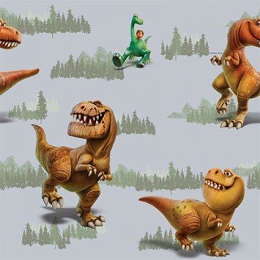 Disney The Good Dinosaur Fabric RAMSEY.55.140
