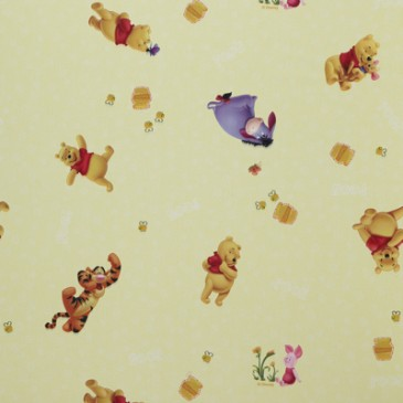Disney Winnie the Pooh Fabric SUNSWEET.15.150