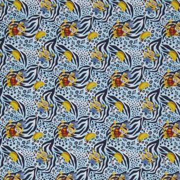 Minions Universal Fabric CARDINAL.380