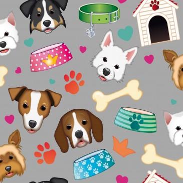 Fabric DOGS.530.140