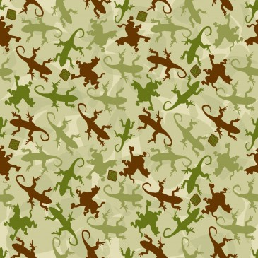 Scooby Doo Warner Bros Fabric GEKKO.450.140