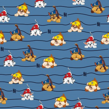 Nickelodeon Paw Patrol Fabric HIDE.400.140