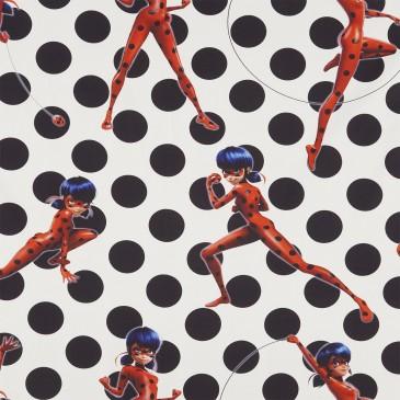 Fabric LADYBUG.100.140