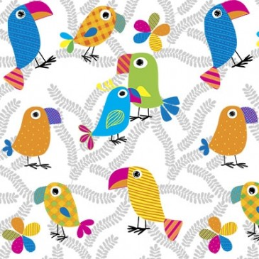 Fabric PARROT.25.140
