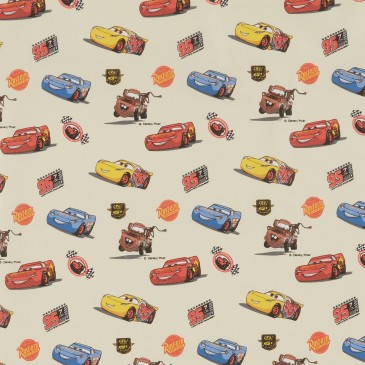 Cars Disney Fabric RAMIREZ.11.140