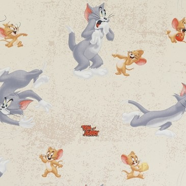 Tom & Jerry Warner Bros Fabric RATON.11.140