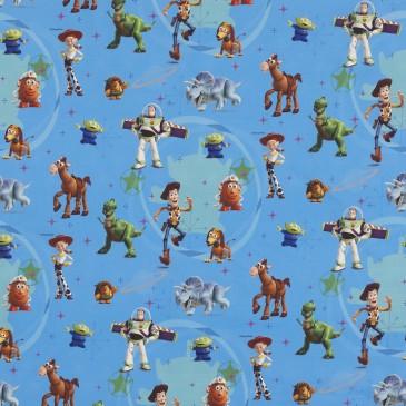 Disney Toystory Fabric SLINKY.400.140