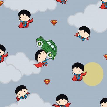 DC Comics Superman Warner Bros Fabric STARK.530.140