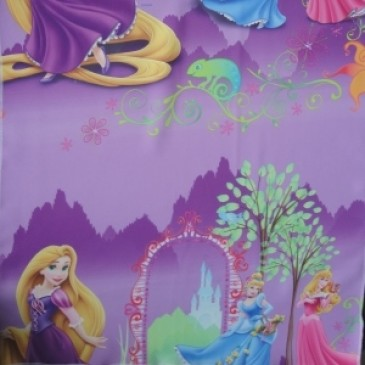 Disney Princess Fabric SUNFRAME.35.150