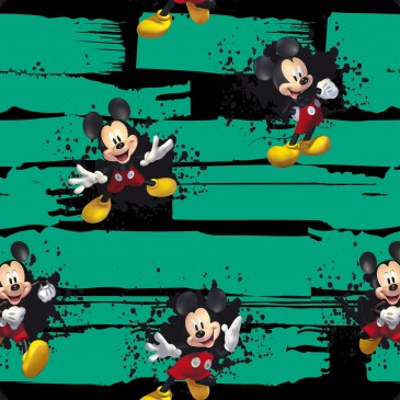 Disney Mickey Mouse Fabric SWAGGY.450.140