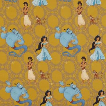 Aladdin Disney Fabric WISH.219.140